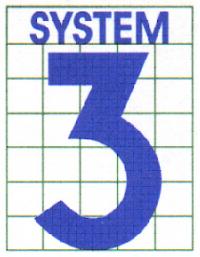 Original System 3 logo