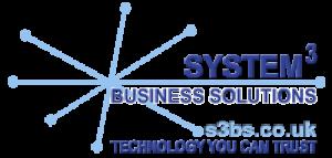 Previous System 3 logo